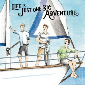 LM10  Life Is Just One Big Adventure